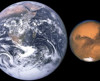 Why is Mars so small?
