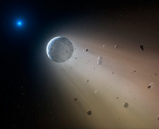 Ten Whales' Worth of White Dwarf Accretion