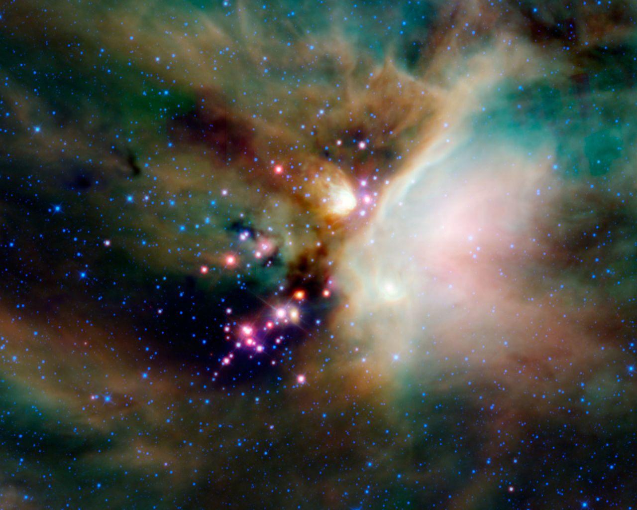 stellar pentuplets