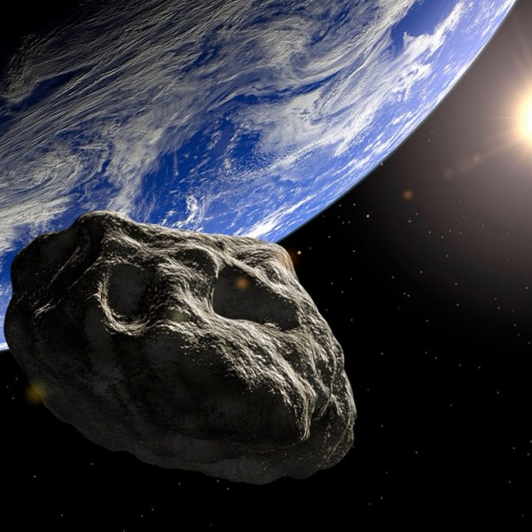 earth asteroid on depression - photo #18