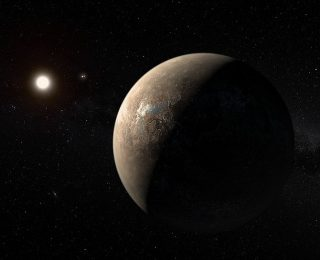 Settling the Proxima Centauri Question
