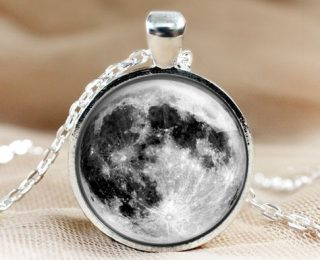 Your Jewelry and the Mysterious Tilt of the Moon