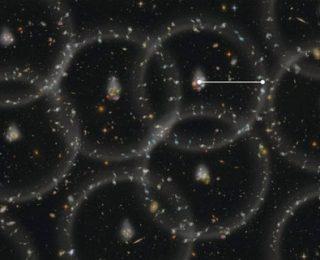 Detecting Cosmic Sound using the Square Kilometer Array