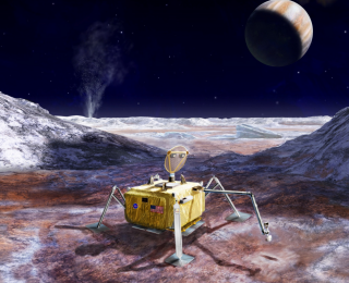 Move over Philae, we have a new lander in town