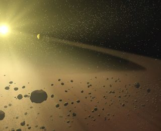Stuff Between the Stars: Gas, Dust, and… Asteroids?