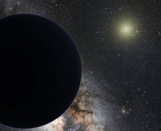 Is there a Planet Nine?