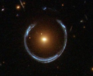 Sneaky pete baryons in gravitational lensing