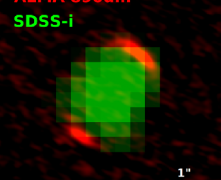 A (Sub-Millimetre) Galaxy Far, Far Away