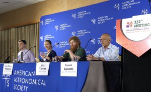 press conference 1 of aas232