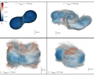 59 (Fifty-nine!) Binary Neutron Star Merger Simulations