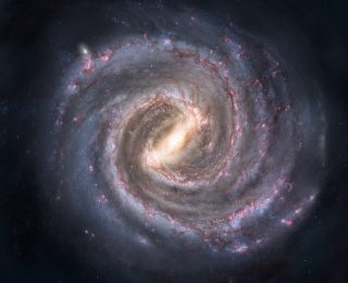 How the Milky Way Got its Spiral Arms