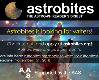 One Week Left to Apply to Write for Astrobites!