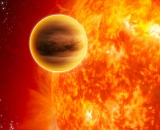 Heating up the guts of gas giants