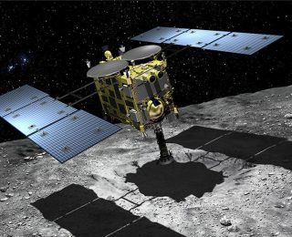 Adventure to an Asteroid: JAXA's Hayabusa2 visits Ryugu