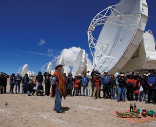 Astronomical Observatories and Indigenous Communities in Chile