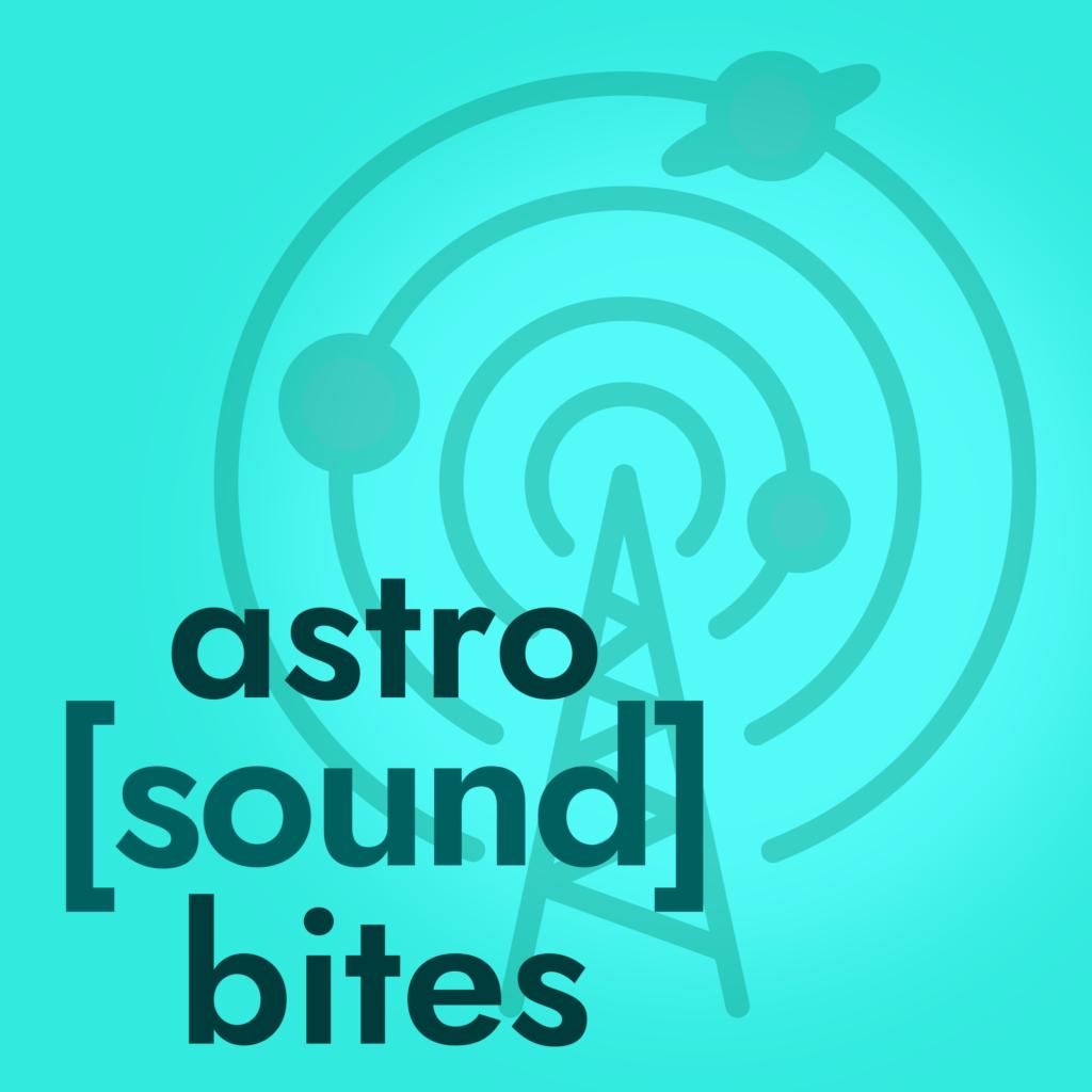 logo of astro[sound]bites podcast