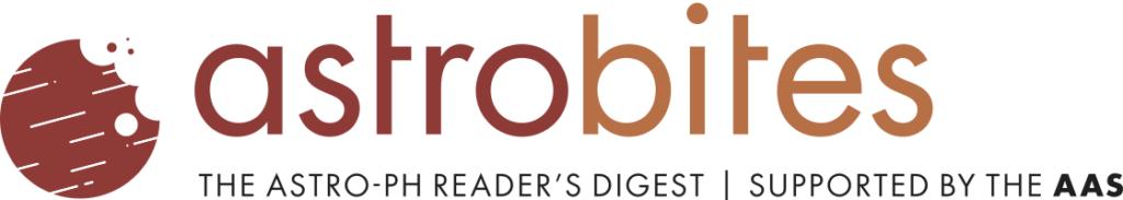 horizontal astrobites logo with text