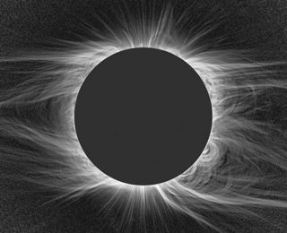 You Spin Me Right Round: A Magnetic Avalanche in the Solar Corona