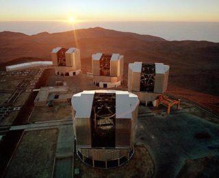 "Making a ""Mega-Telescope"" for Exoplanets"