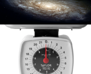 How Do You Weigh a Galaxy?