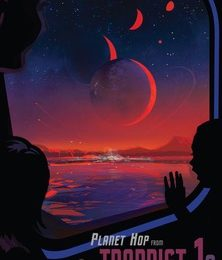 Can We Look Forward to Vacations on TRAPPIST-1?
