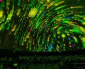 Gaia data planetarium