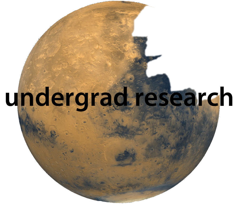 Undergrad research logo