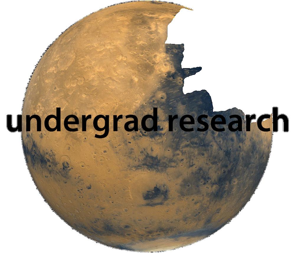 Undergrad research logo