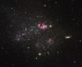 Faint Jewels: Discovering The Brilliance of Dwarf Galaxies