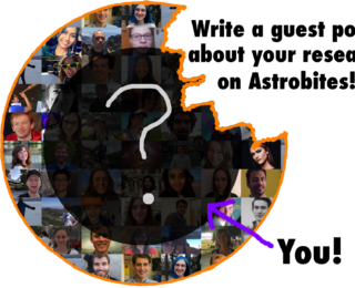 Write about your undergraduate research experience!