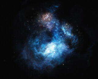 Chasing a Starlight: Investigating One of the Oldest Known Galaxies with MUSE
