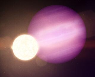 The First Planet Found Orbiting a White Dwarf