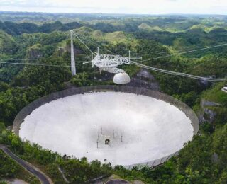 Arecibo Telescope: An Astronomical Loss for Science and the People of Puerto Rico