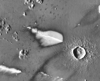It's alive! Mars may continue to periodically spew volcanic materials