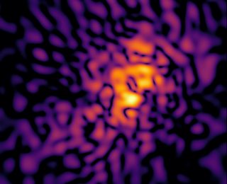 How fuzzy is the universe?