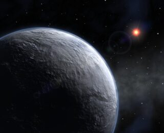 Finding small (and invisible) planets in other solar systems