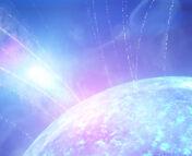 magnetar burst