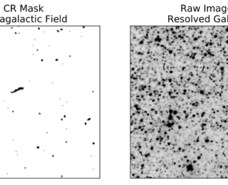 UR: deepCR-ACS/WFC: Cosmic-Ray Rejection Model for HST ACS/WFC Photometry