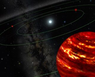 Three Little Outliers in a Sea of Planets, Stars, and Brown Dwarfs