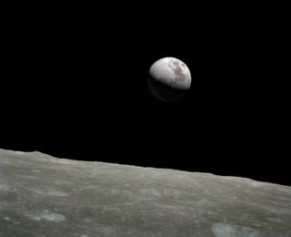 A Moon's Moon?!