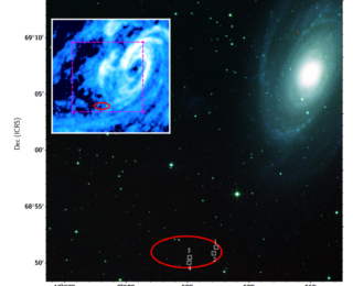 Have We Found the Closest Extragalactic Fast Radio Burst?