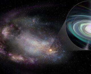 MARVEL + DC = Wandering Black Holes