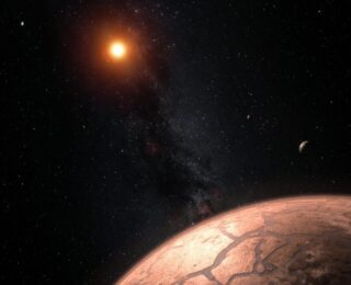Formation of Red Dwarf Exoplanets
