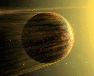 Evolving Terrestrial Atmospheres: Can Fire and Air Make A Watery Earth?