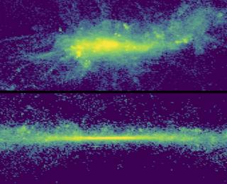 Galactic thick discs bursting onto the scene