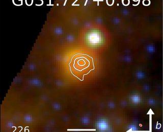 UR: Detecting HII Regions in the Outer Scutum-Centaurus Arm