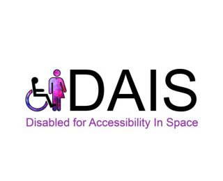 Introducing the DAIS (Disabled for Accessibility In Space) network