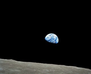 """The """"Pale Blue Dot"""" Blues"""