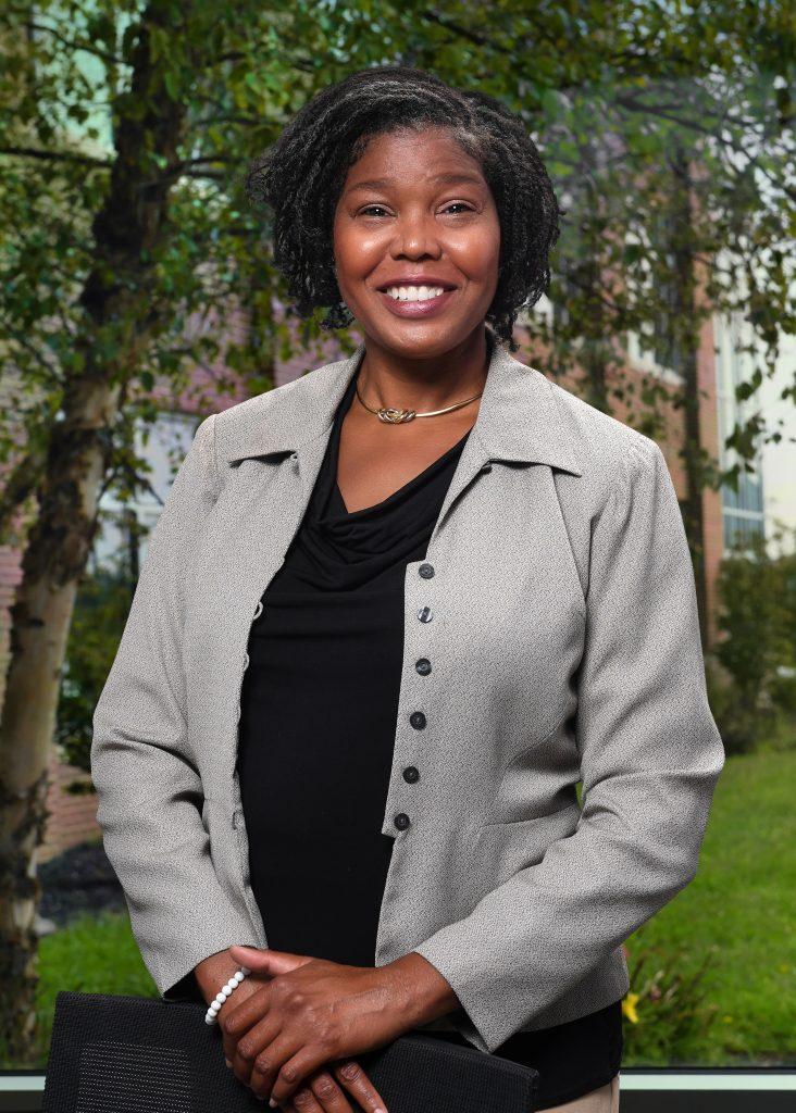Photo of Tabbetha Dobbins, Professor at Rowan University