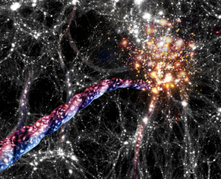 Colossal strands of galaxies are spinning through the Universe